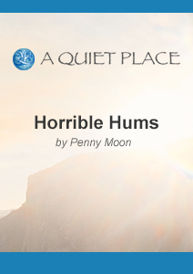 Horrible hums by penny moon
