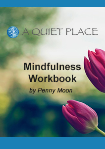 Mindfulness workbook by penny moon