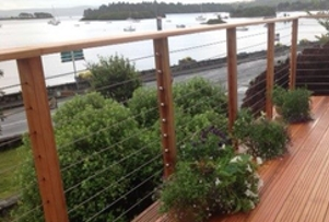 Cable Fence Systems, Stainless Steel Fencing - Cable Fence Systems ...