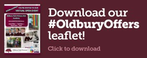 #OldburyOffers Download Leaflet