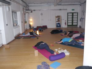 Yoga with Rebecca: Yin & Restorative Yoga