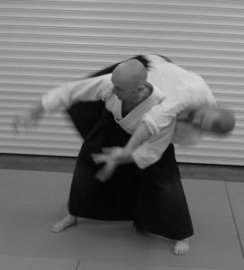 Aikido Classes with Oliver Thorne 3rd Dan Aikikai